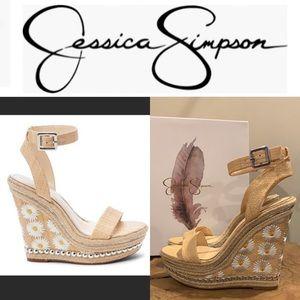 JESSICA SIMPSON WEDGES